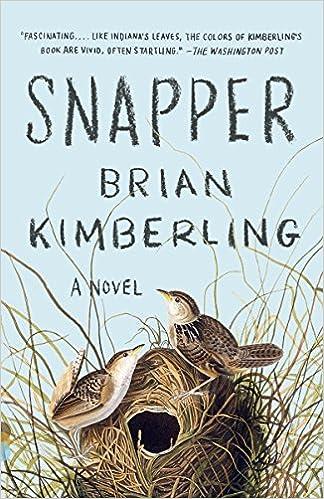 Amazon com: Snapper (Vintage Contemporaries) (9780345803368): Brian
