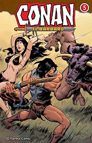 Conan El bárbaro (integral) nº 05/10: 20 por Roy Thomas,John Buscema