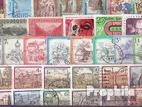 Prophila Collection Austria 200 Diferentes Sellos (Sellos para los coleccionistas): Amazon.es: Juguetes y juegos