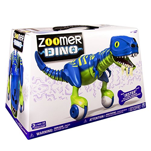 Zoomer Dino, Jester Interactive Dinosaur by Zoomer (Image #9)