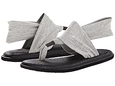 Sanuk Women's Yoga Sling 2 Grey