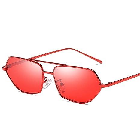 GHVJHBJBH Gafas de Sol Mujer Moda Gafas de Sol con Montura de ...