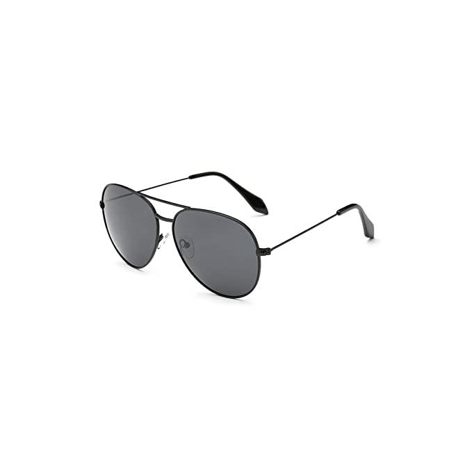 Amazon.com: SYBYA Aviation Polarized Sunglasses NEW Women ...