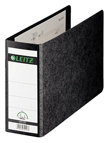 Leitz 1076 - Archivador horizontal A5 color negro