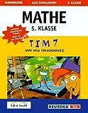 TIM 7, Mathe, CD-ROMs, Mathe 5. Klasse, TIM 7 und das Fernsehquiz, 1 CD-ROM