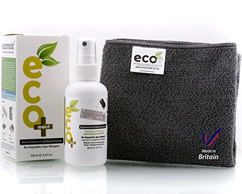 Ecomoist Natural Keyboard Mouse cleaner product image
