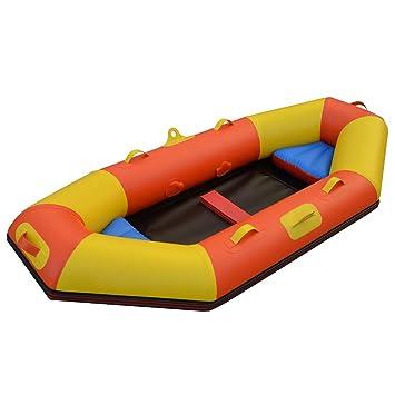 DMBHW 2 Personas Espesar Barca Hinchable 2.4M Rafting Al ...