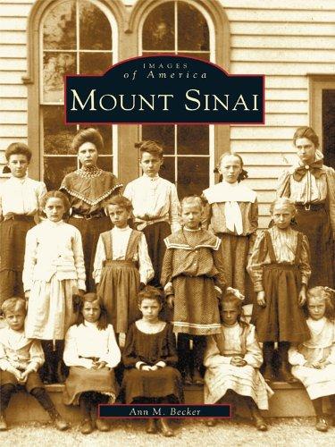 Amazon com: Mount Sinai (Images of America) eBook: Ann M