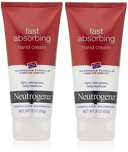 Neutrogena Norwegian Formula Fast Absorbing Hand Cream -  3 oz - 2 pk