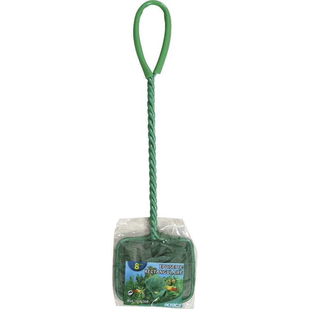 Zolux Epuisette pour Aquariophilie Gris 8cm 376308