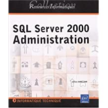 SQL server 2000-administration