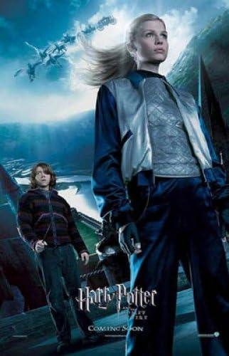 Harry Potter And The câliz de fuego - Póster de la película ...