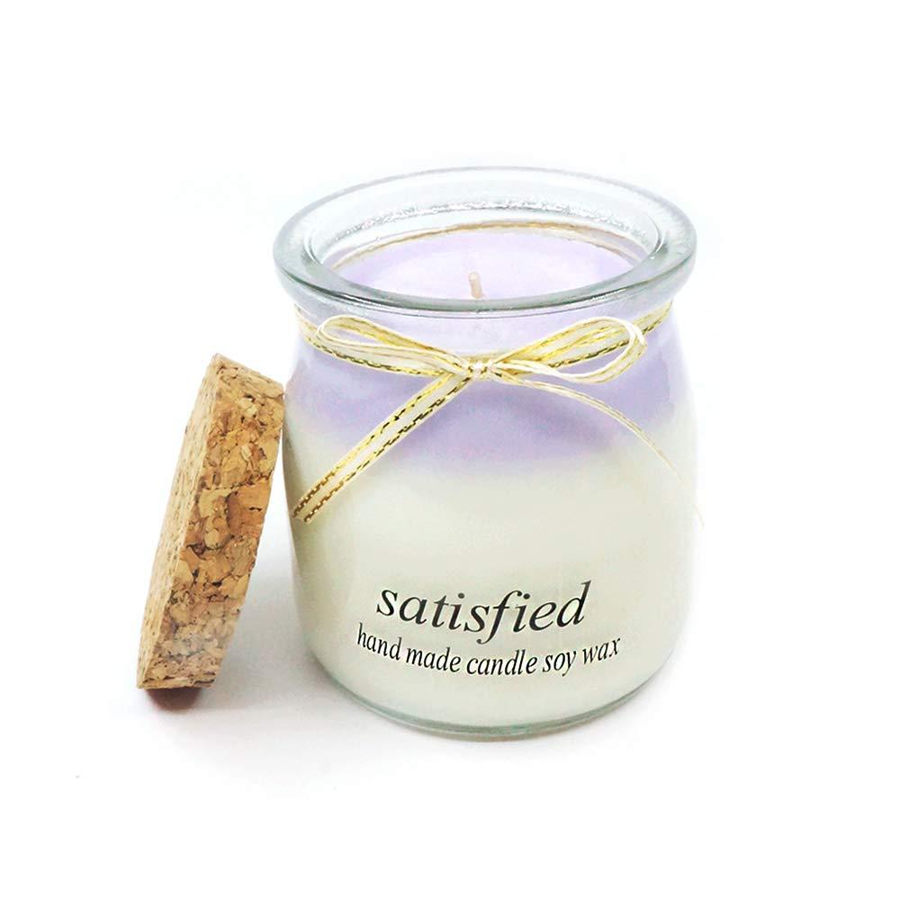 Feeke Natural Soy Wax Candle