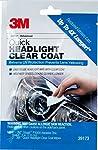 3M 39173 Quick Headlight Clear Coat