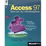 access 97, manuel de developpeur (avec cd-rom)