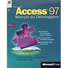 access 97, manuel de developpeur (avec cd-rom)
