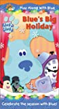 Blue's Clues - Blue's Big Holiday [VHS] [Import]