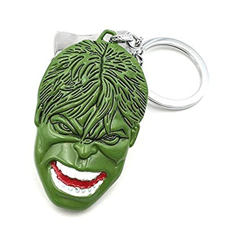 Inestimable Collection Hulk Cara Marvel Super Hero Avenger ...