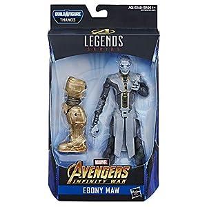 Avengers Hasbro Marvel Legends Series Endgame 6″ Ebony Maw Marvel Cinematic Universe Collectible Fan Figure