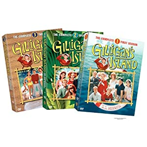 Gilligan's Island - The Complete First Three Seasons movie