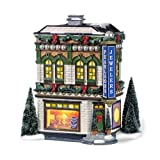 Department 56 Snow Village Pearlson's Jewelry Building