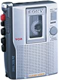 Sony TCM-210DV Standard Cassette Voice Recorder (Discontinued by Manufacturer)