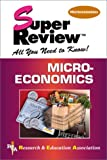 img - for Microeconomics Super Review book / textbook / text book
