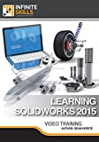 Learning SolidWorks 2015 [Online Code]