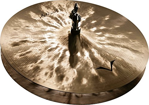 Sabian 15-inch Artisan Hi Hat Cymbals (Sabian Vault Hi Hat Cymbals)