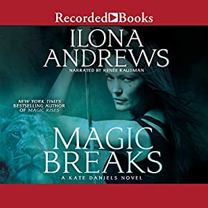 Magic Breaks Audiobook