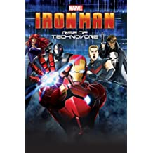 Iron Man: Rise Of Technovore [English Subtitled]