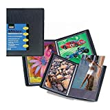 Itoya 8 x 10'' Art Profolio Evolution Presentation & Display Book (1)