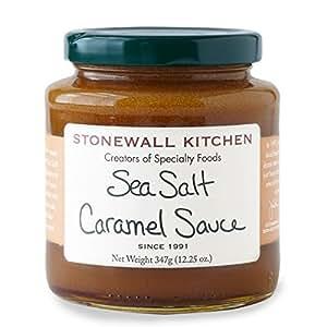 Stonewall Kitchen Sea Salt Caramel Sauce, 12.25 Ounces