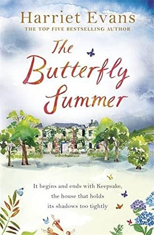 book cover of The Butterfly Summer