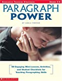 Paragraph Power, Adele Fiderer, 0439205778