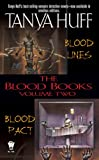 Front cover for the book Blood Lines by Tanya Huff