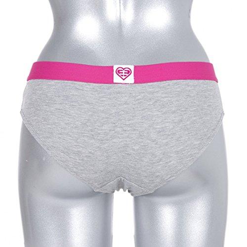 Freegun - Culottes - para mujer gris