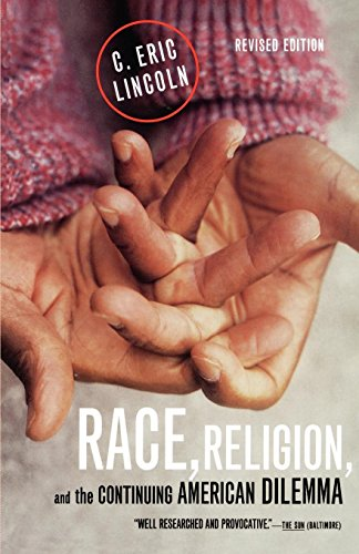 Books : Race, Religion, and the Continuing American Dilemma