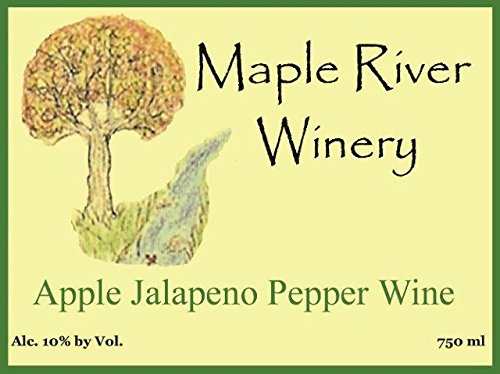 Apple Jalapeno Pepper Wine