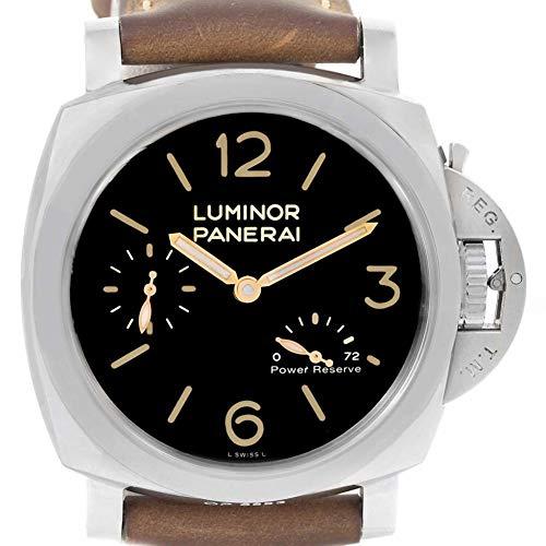 Panerai Luminor Automatic-self-Wind Male Watch (Certified Pre-Owned)