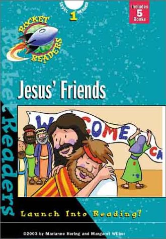 Jesus' Friends: New Testament (Rocket Readers, Set 7) by Brand: Cook Communications Ministries (CO)