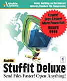 Software : Stuffit Deluxe 5.5