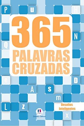365 Palavras Cruzadas: Desafios Inteligentes