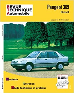 Rta 483.4 Peugeot 309 Diesel et Turbo d (87-91) (French) Paperback – December 26, 1995