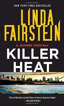 Killer Heat 0385523971 Book Cover
