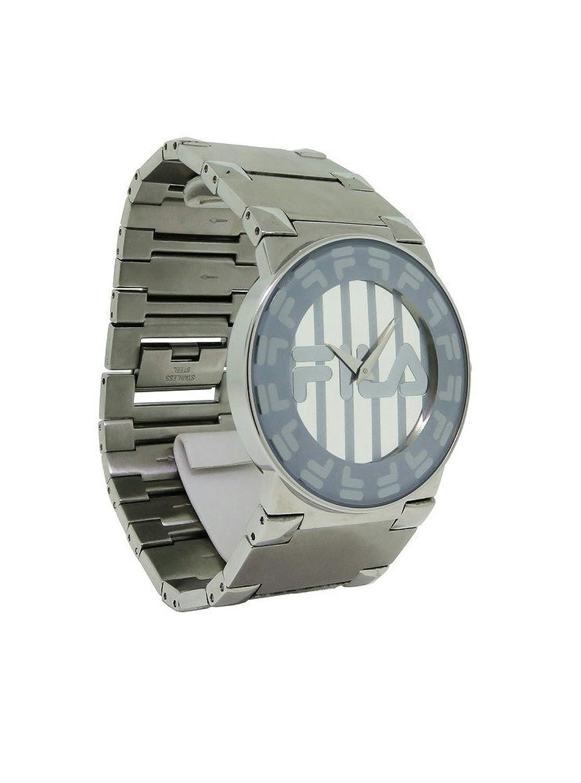 Fila Damen-Armbanduhr Analog Quarz Edelstahl FA0848-12