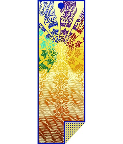 yogitoes Yoga Mat Towel Print product image