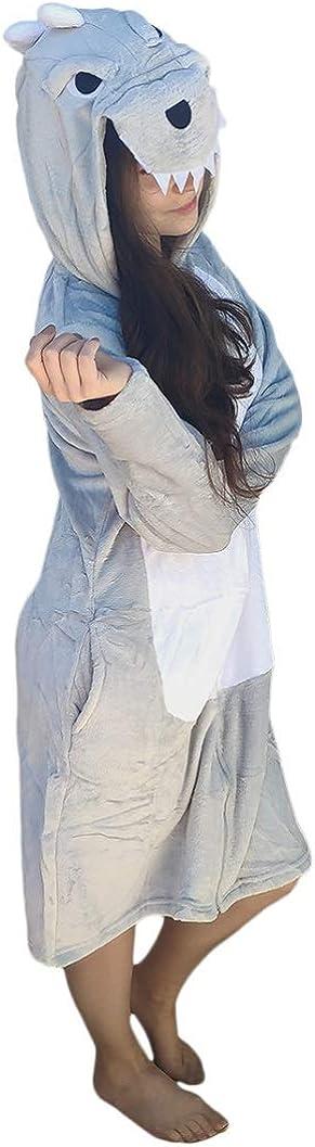 Kigurumi.es® Batas Sexy Animales para Mujer Cómodo y Suave Onesie Kigurumi