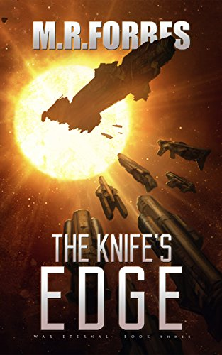 The Knife's Edge (War Eternal Book 3) (Genetic Edge)