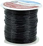 Mandala Crafts® Elastic Crystal String, Bracelet String , Bead String, 20 Meters, 0.8mm